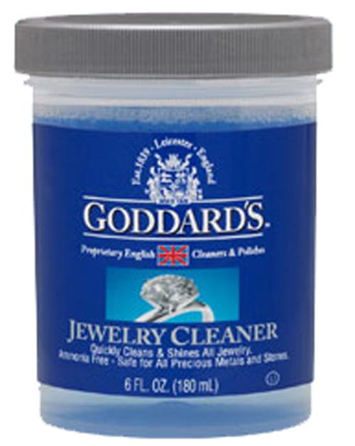 Goddards Goddard's Jewellery Cleaner Care Kit 180ml