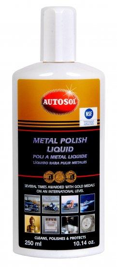 Autosol Liquid Metal Polish 250ml 1210