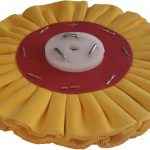 178mm Airflow Treated Buffing Polishing Wheel Single Section