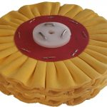 178mm Airflow Treated Buffing Polishing Wheel 2 Section