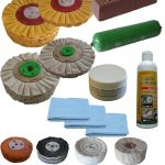 Airflow Barell & Drill Alloy Polishing Kit