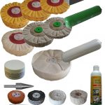 Truck Alloy And Stainless Steel Polishing Kit 1 2 3 Section