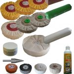 Truck Alloy Polishing Kit 1 2 3 Section