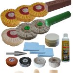 Airflow Alloy Bullbar Wheel Tank Polishing Kit 1-2-3 Section