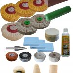 Airflow Alloy Bullbar Wheel Tank Polishing Kit 1 2 3 Section