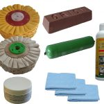 178mm Airflow Alloy Aluminium Polishing Kit