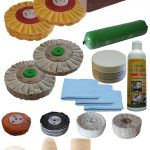 Airflow Truck Alloy Polishing Kit 1 & 2 section