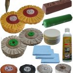 Airflow Polisher & Drill Alloy Restoration Kit 1 & 2 section