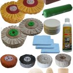 Airflow Truck Alloy Polishing Kit 1 & 3 section
