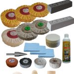 Airflow Bullbar Wheel Tank Steel Polishing Kit 1-2-3 Section