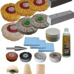 Airflow Bullbar Wheel Tank Steel Polishing Kit 1 2 3 Section