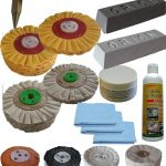 Airflow Polisher & Drill Steel Polishing Kit 1 & 2 section