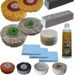 Airflow stainless Steel Tyre Restoration Kit 1 & 2 section