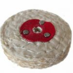 Sisal Polishing Wheel 2″ 50mm x 1 Section
