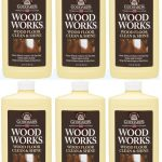 Goddards Wood Works & Wood Floor Clean & Shine 6 Pack