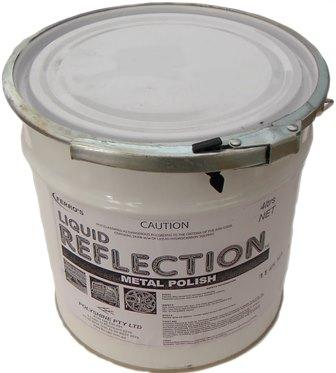 Liquid Reflection metal polish 4Lt