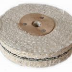 Sisal Polishing Wheel 4 inch 100mm x 2 Section