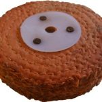 Treated Sisal Polishing Wheel 4″ 100mm x 2 Section
