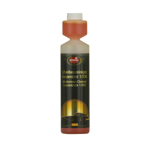 Autosol Windscreen Cleaner Concentrate 250ml 5540