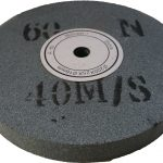 200 x 25 x 32mm A60 Replacement Bench Grinder Wheel