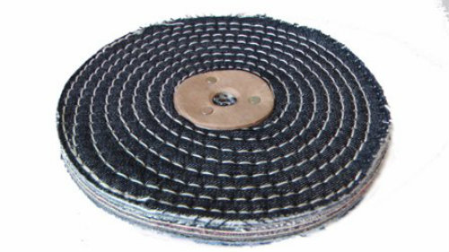 Colour Stitch Polishing Wheel 6 inch 150mm x 1 Sec...