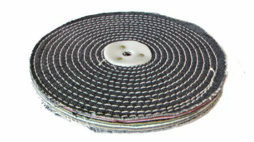 Colour Stitch Polishing Wheel 8 inch 200mm x 1 Section