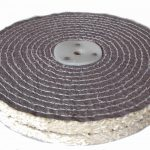 Sisal Polishing Wheel 8″ 200mm x 2 Section