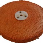 Treated Sisal Polishing Wheel 8″ 200mm x 2 Section