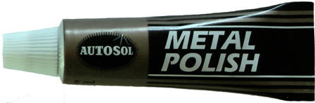 AUTOSOL Metal Polish Sample