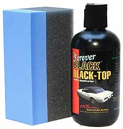 Forever Black Black Top Gel and Foam Applicator FB813