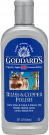 Goddards Long Term Brass and Copper Polish 210ml