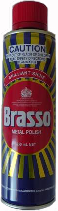 Brasso Metal Polish