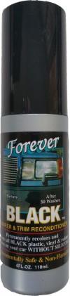 Forever Black Car Care Bumper & Trim Reconditioner 118ml
