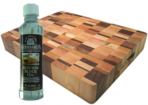 Goddard's Butcher Block Oil 240ml