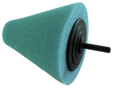 120 x 80mm Wheel Cleaning Foam Cone
