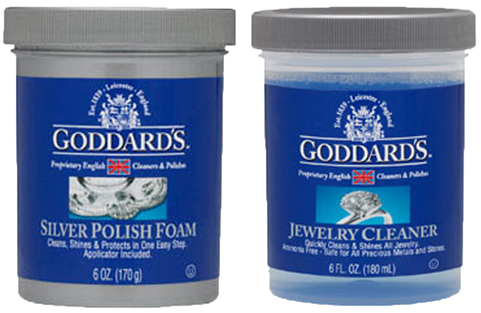Goddards Silver Foam & Jewellery Care Kit
