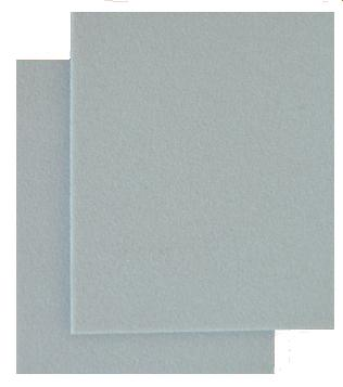 Single Sided Sponge Sand Paper Fine
