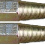 Right Hand Tapered Spindle Adaptors 1 Metric 1 Imp...