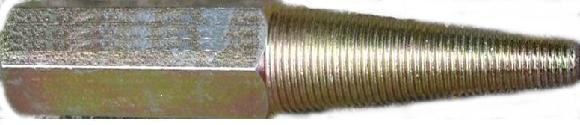 Left Hand Tapered Spindle Adaptor 16mm Metric