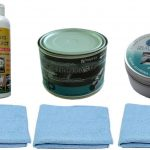 Metal Polishing Paste Kit