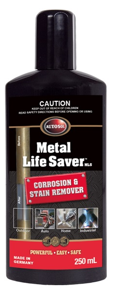 Autosol Metal Life Saver 250ml 34250