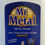 Mr. Metal All-Metal Polish 240ml
