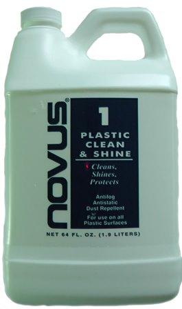 Novus Plastic Clean and Shine No. 1 1.9lt