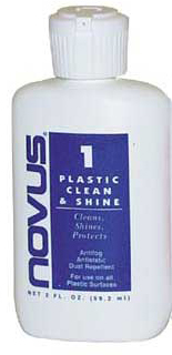 Novus Plastic Clean and Shine 1 59.2ml