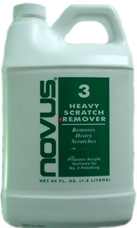 Novus Heavy Scratch Remover No. 3 1.9lt