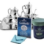 Goddards Silver Pad Foam 510 gram & Silver Cloth
