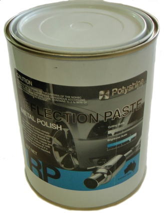 Reflection metal polish paste 1000ml