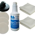 Limescale Removal Kit for shower Screens 75mm M14