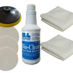 Limescale Removal Kit for shower Screens 125mm