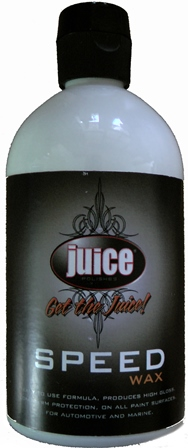 Juice Polish Speed Wax 500ml